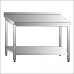 Stół z półką